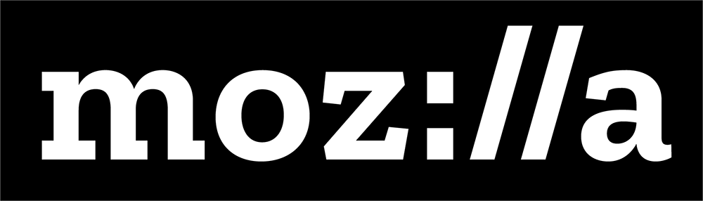 Mozilla Logo Black